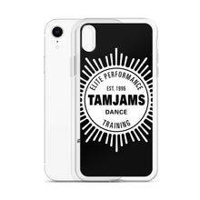 Load image into Gallery viewer, TAMJAMS Sunburst iPhone Case - BLACK