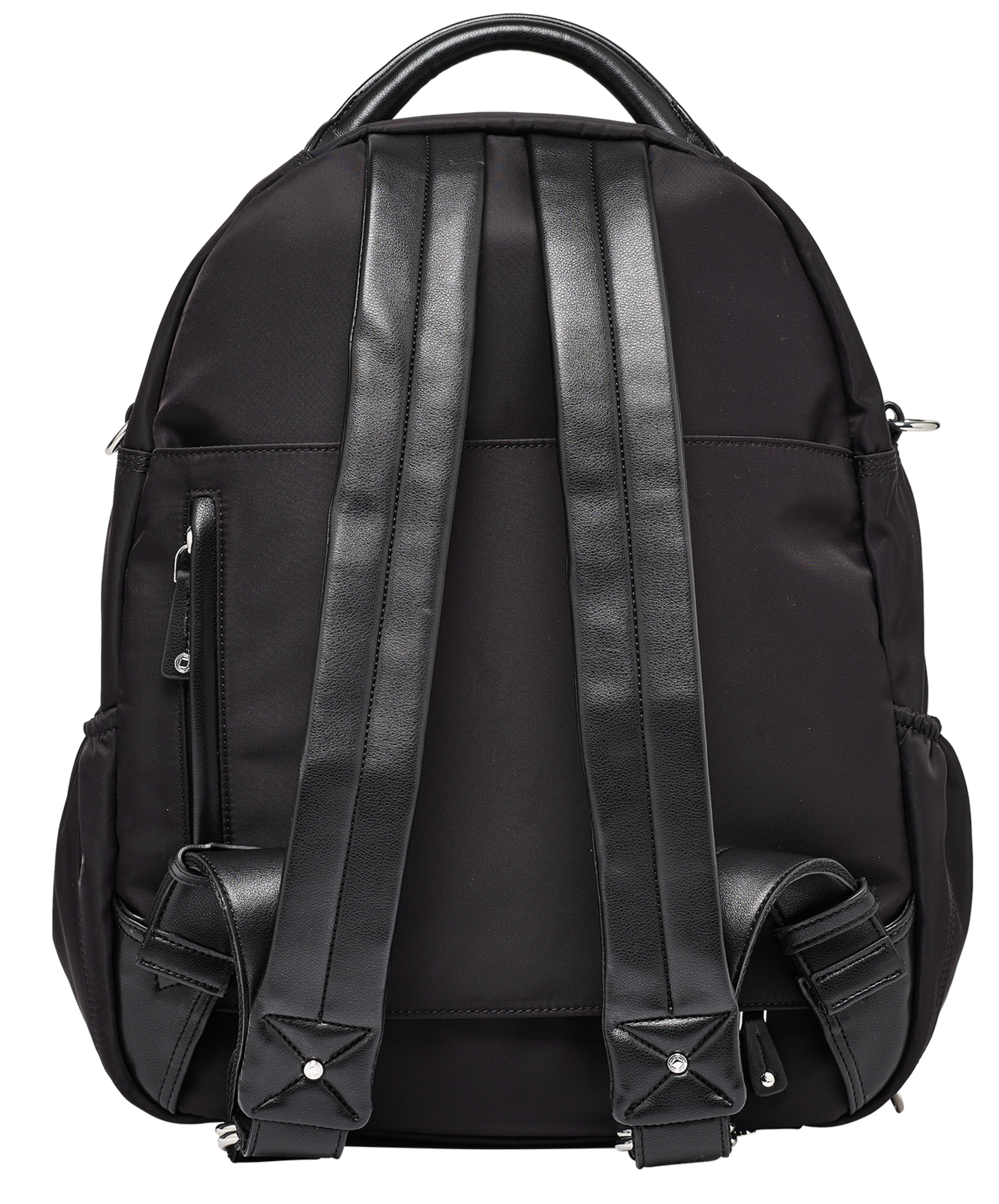 Our designer nylon backpack is ideal for women wanting to travel light without missing out on a breathtakingly beautiful design and functional features.