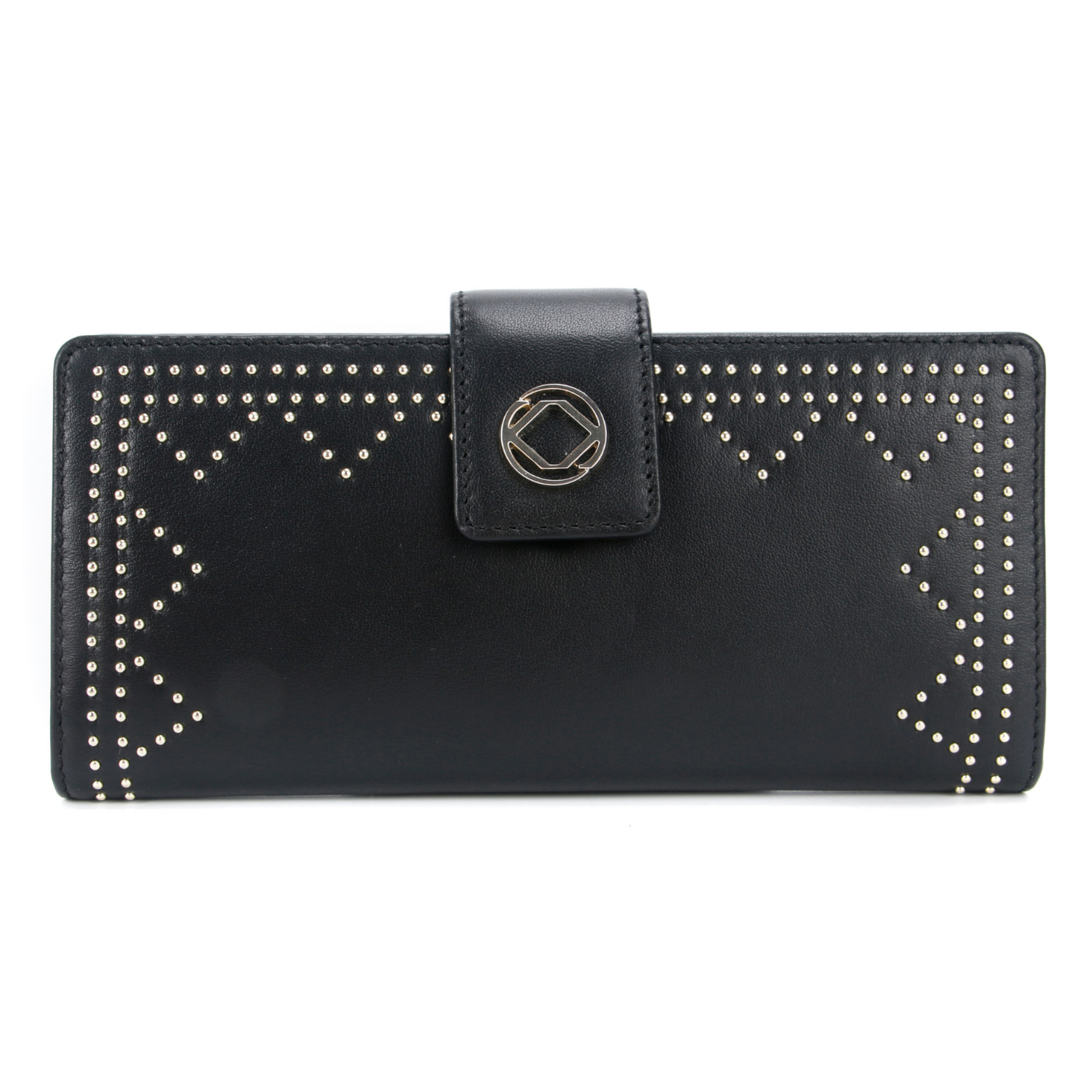 Tilly Studded Leather Purse