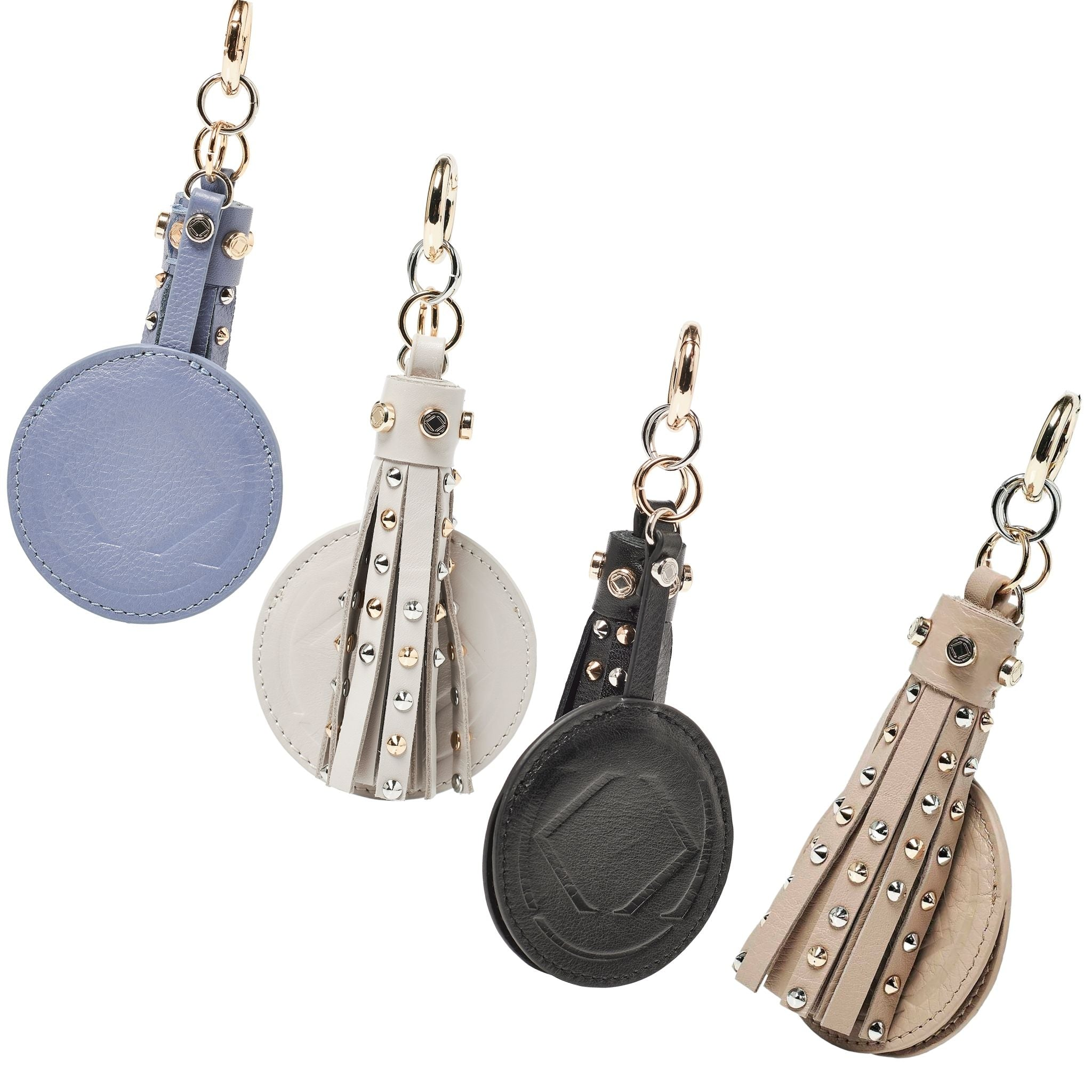 Warrior Midi With Mirror Leather Keyring Tassel - Pre-order now Open For March End Delivery