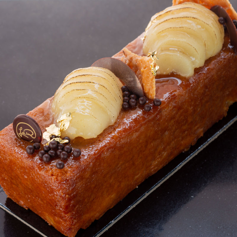 Hazelnut & Pear Cake