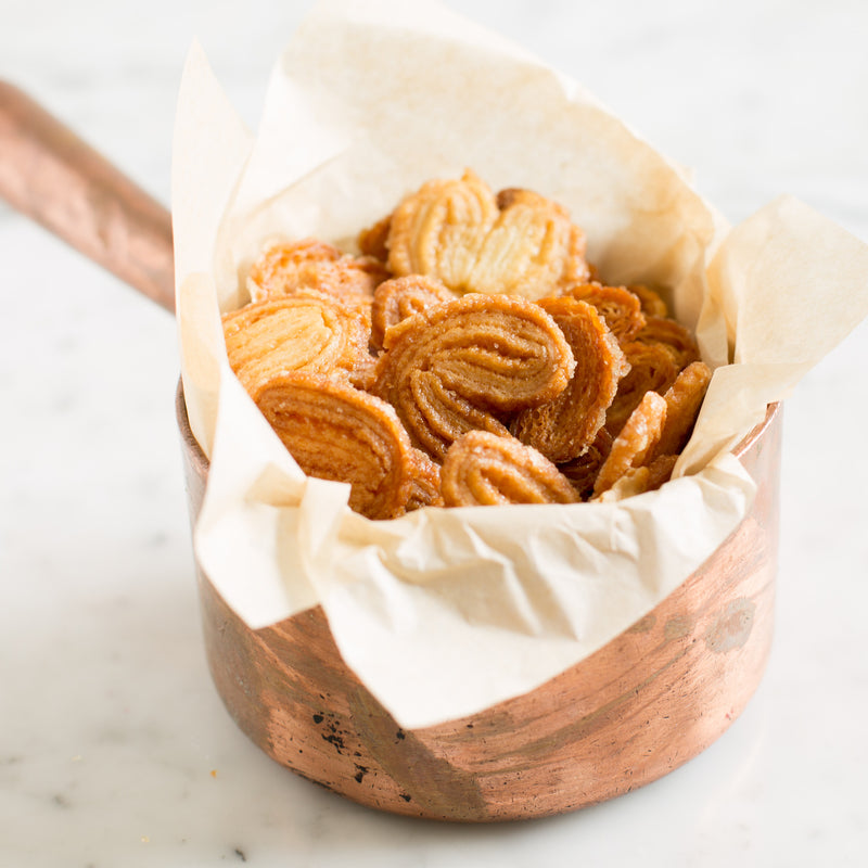 Mini Palmier Biscuits - Packet