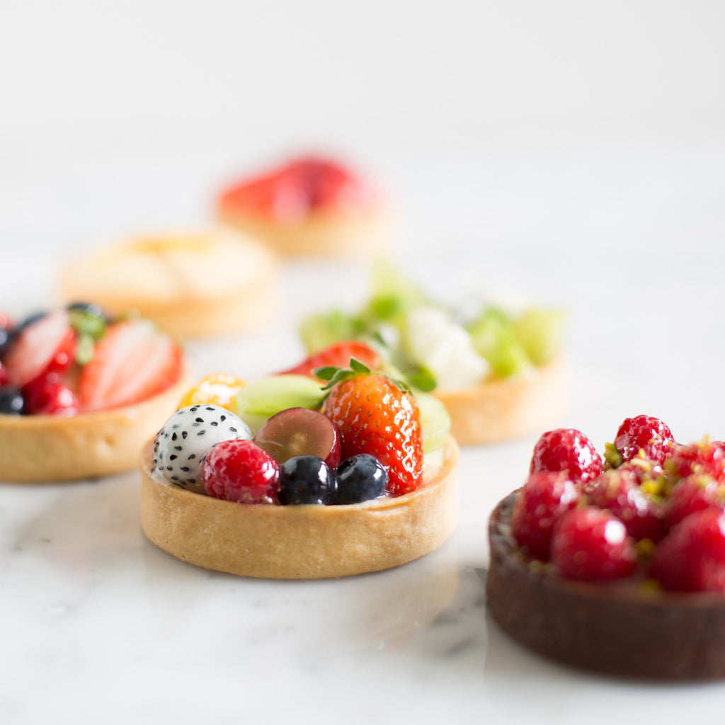 Fruit Tarts - Set of 6