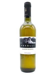 Barone bianco | Natural Wine by Pacelli.