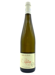 Riesling Pure | Natural Wine by Brüder Dr Becker.