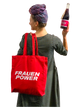 ***LIMITED EDITION*** Frauenpower Bottle + Bag
