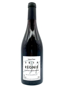 Regnie | Natural Wine by Guy Breton.