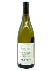 Sextant - St. Aubin 1er Cru 2014 | Natural Wine by Julien Altaber