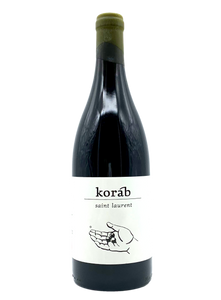 St. Laurent | Natural Wine by Korab.