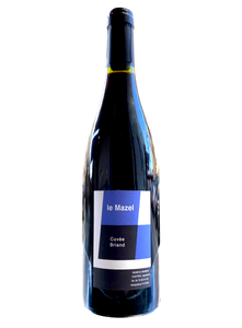 Cuvée Briand | Natural Wine by Le Mazel.