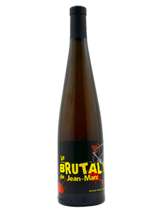 BRUTAL de Jean Marc | Natural Wine by Les Vins Pirouettes.
