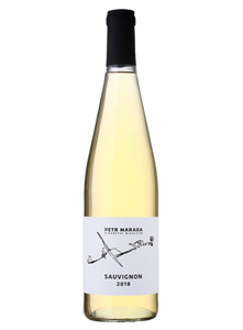 Sauvignon Blanc 2018 | Natural Wine by Marada.