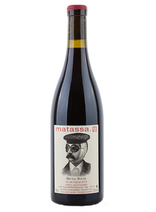 Brutal Rouge | Natural Wine by Matassa.