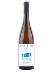 SP68 Bianco 2018 | Natural Wine by Occhipinti.