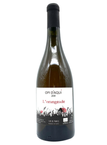 Orangeade 2018 | Natural Wine by Opi d'Aqui .