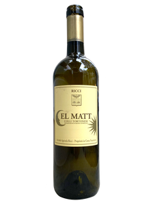 El Matt 2014 | Natural Wine by Ricci.
