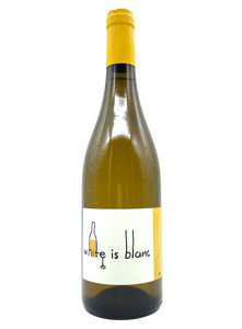 White is Blanc 2018 | Natural Wine by Gregory White.