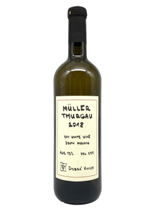 Müller Thurgau | Natural Wine by Dobra Vinice.