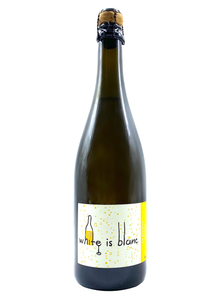 White is Blanc Pet Nat | Natural Wine by Gregory White.