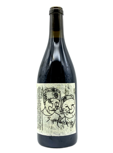 Sangiovese Stupafente | Natural Wine by Lucy Margaux.