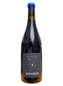 Sietejuntos Tempranillo | Natural Wine by MicroBioWines.