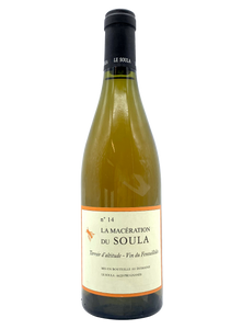 La Maceration Du Soula 2016 | Natural Wine by Le Soula.