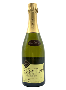 Blanc de Blanc Brut | Natural Wine by Domaine Stoeffler.