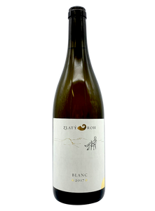 Blanc 2017 | Natural Wine by Zlaty Roh.