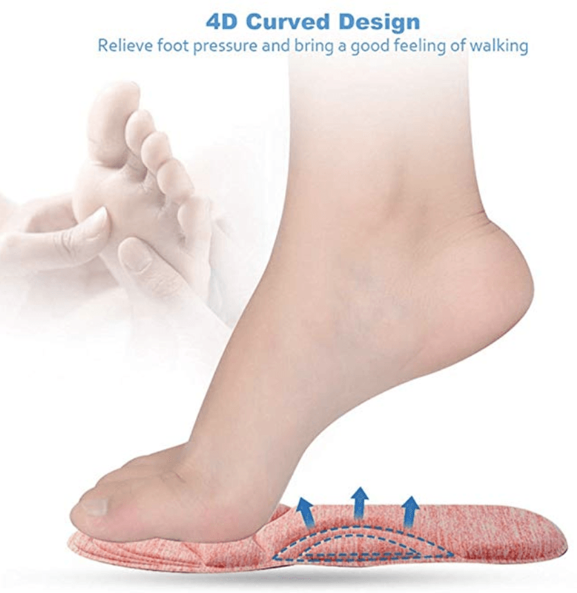 4D insole