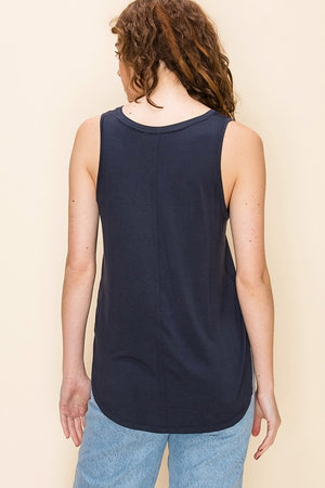 Graphic Logo Heart Tank