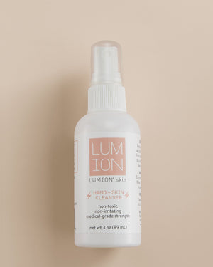 LUMION MEDICAL STRENGTH HAND + SKIN CLEANSER