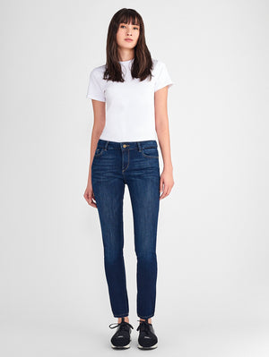 Florence Mid Rise Skinny Jean