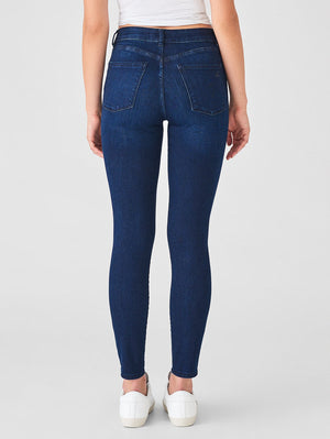 Farrow High Rise Skinny Jeans