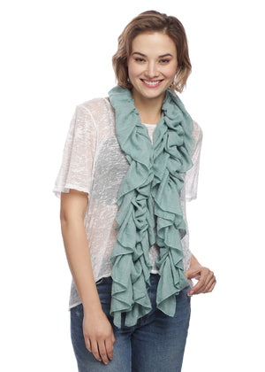 Floating Ruffles Scarf