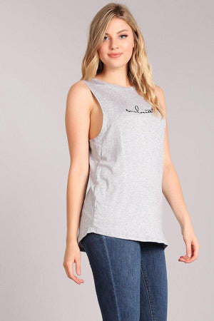 Soulmate Graphic Tank