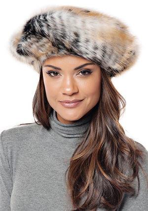 Lemur Halo Faux Fur Headband