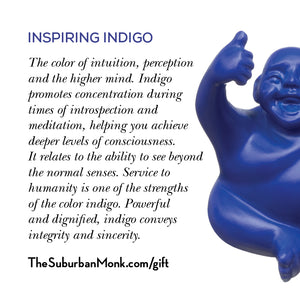 Inspiring Indigo Little Syd Monk