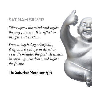 Sat Nam Silver Little Syd Monk