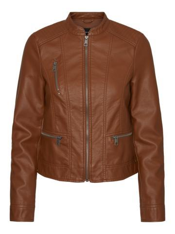 FAVO SHORT COATED JACKET