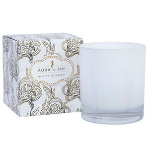 11oz White Wild Currant Soy Candle