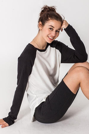 Raglan Long Sleeve Tee