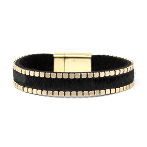 Gold Dots Animal Bracelet