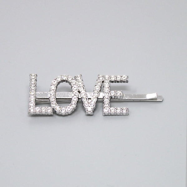 Love Diamond Hair Pin