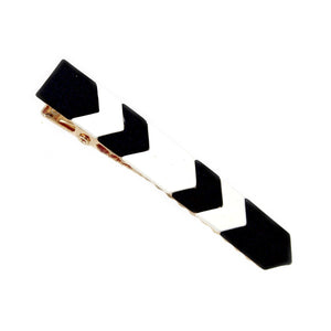 Graphic Arrows Hair Clip