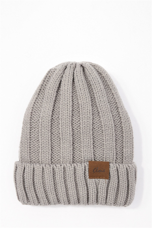 Thick Cable Beanie