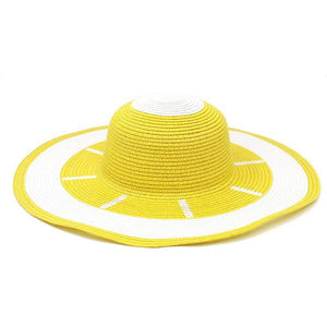 Juicy Lemon Sun Hat