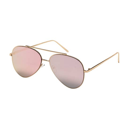 Flat Front Traditional Aviator