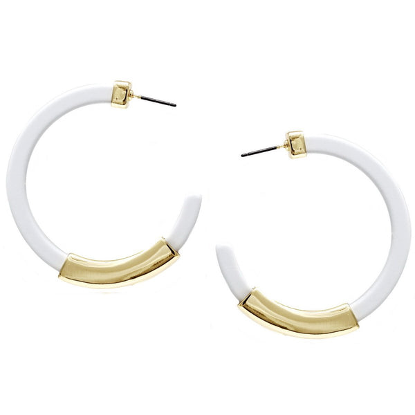 70's Chic Hoops
