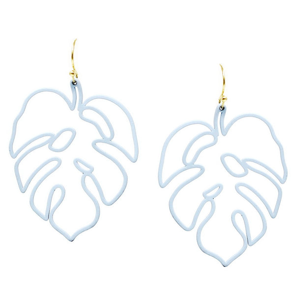 Open Palm Earrings