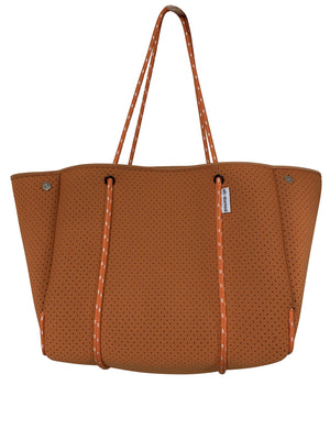 Neoprene Carry All Tote With Pop Interior